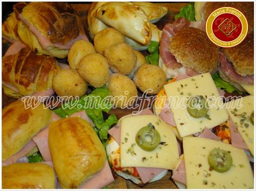 Lunch Tradiciona para 10 personas - Maria Franco