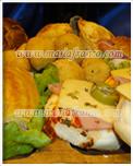 Lunch para 25 personas Eventos Cortos - Maria Franco - Servicio de Lunch, Catering y Reposteria