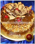 Torta de Dulce de Leche Maria Franco - Servicio de Lunch, Tortas, pasteles decorados, Reposteria Artesanal, Productos de Lunch