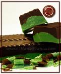Chocolate Con Menta - Especialidad en chocolateria Fina y Huevos de pascua Gigantes