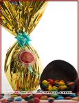 Huevo de pascua Artesanal, Linea Especial - Fabrica Artesanal de huevos de pascua - En chocolate con leche, amargo o chocolate Blanco. Huevos de pascua Artesanales - Figuras de Pascua - www.mariafranco.com