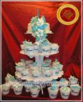 Hermosisima y original torta de 15 años - Decoración de Tortas - Servicios de Lunch - Catering - Huevos de Pascua - Pan dulces - Reposteria Artesanal