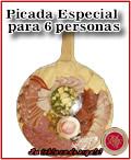 Picada Especial para 6 personas María Franco - Servicio de lunch, Catering, Reposteria, Chocolatería
