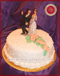 Torta de Bodas - Diseños exclusivos - Pasteleria Artesanal - Chocolateria - Bomboneria Fina - Servicios de Lunch - Catering - Picadas